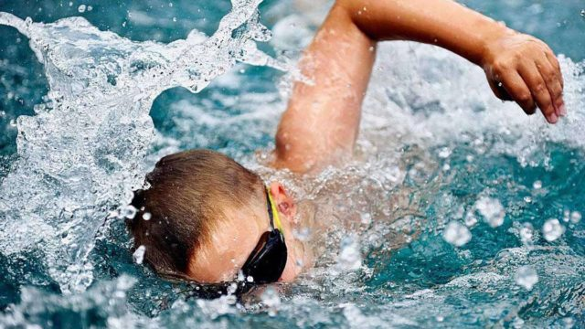 Плавание в Сочи