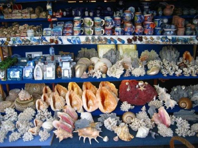сувениры из Сочи