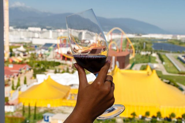вино из Сочи