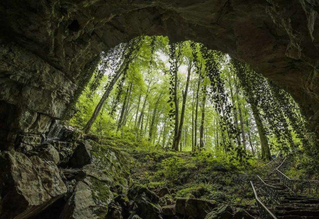 воронцоовские пещеры