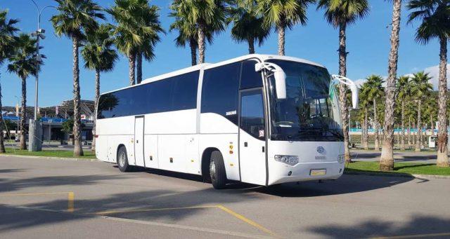 Автобусы в Адлере