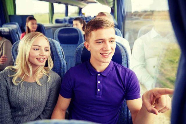 Автобус из Адлера в Абхазию