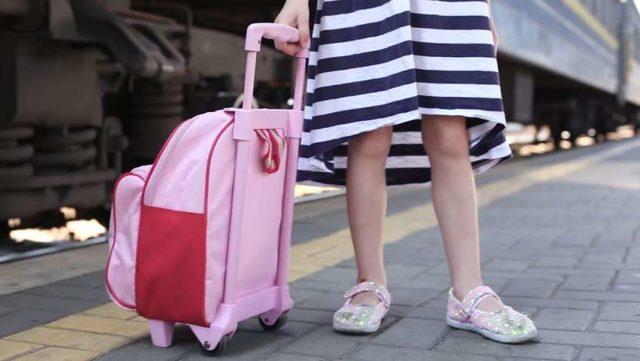 на курорт с чемоданом