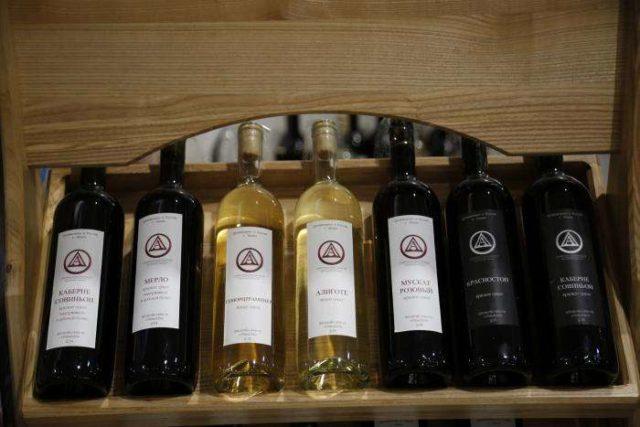 вино из Анапы