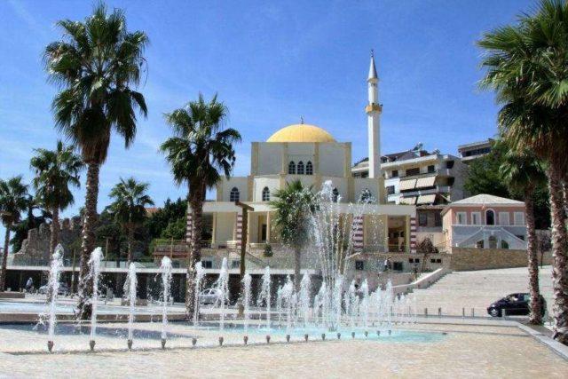 Главная мечеть в Дурресе