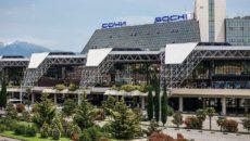 Международный аэропорт Сочи и Адлера