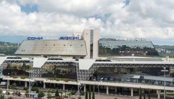 Аэропорт Сочи, как добраться