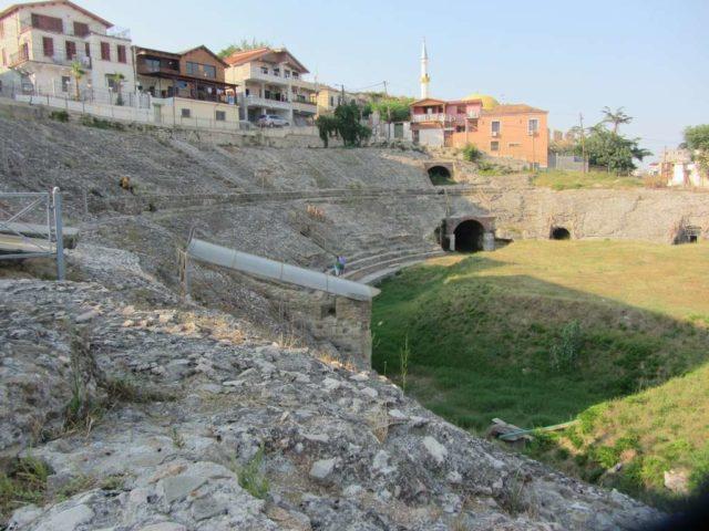 Амфитеатр Дуррес