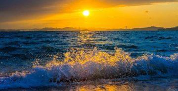 Черное или Азовское море что лучше