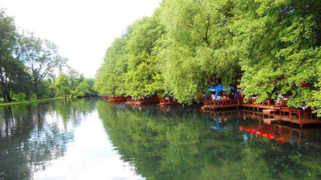 Национальный парк Дрилона