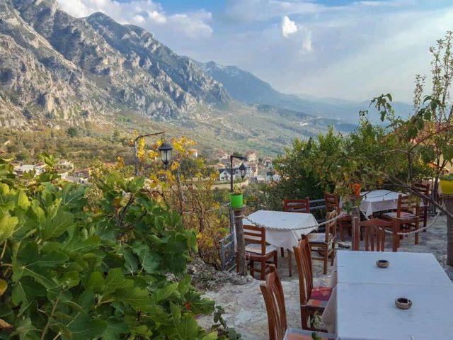 Красивые места Албании