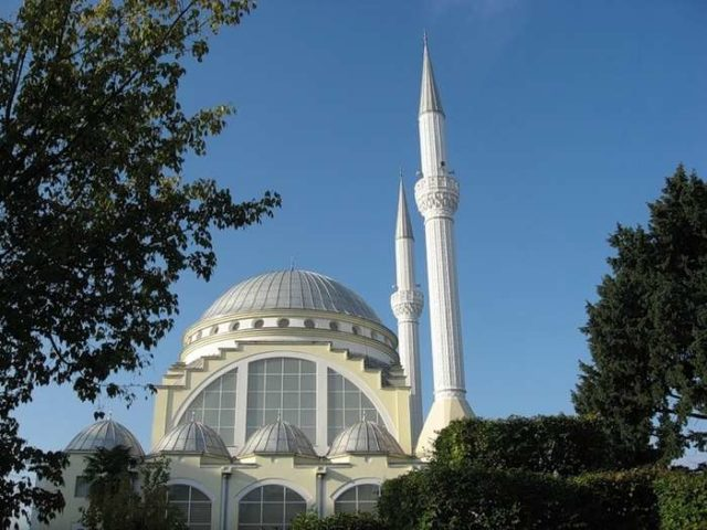 мечеть Замилла