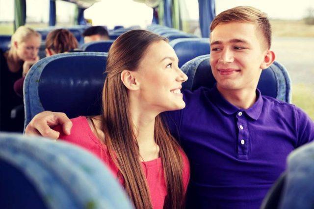 на автобусе из Сочи в Крым