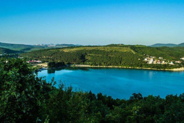 Озеро Абрау Дюрсо