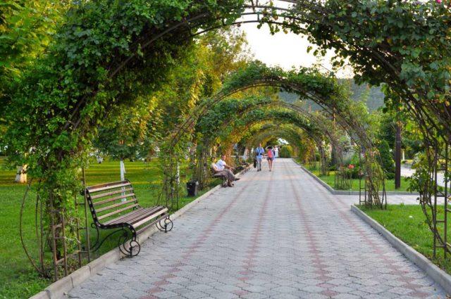 парк Абрау