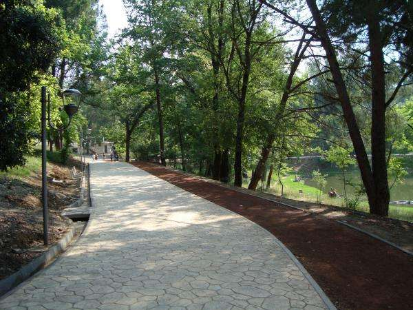 парк святого Прокопа