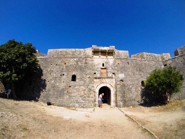 Крепость Порто Палермо