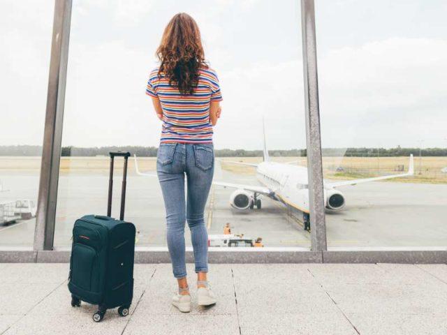 На самолете из Сочи в Крым