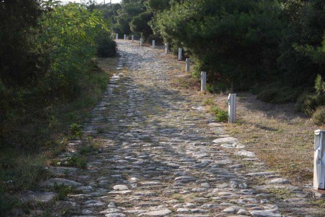 Дорога via egnatia