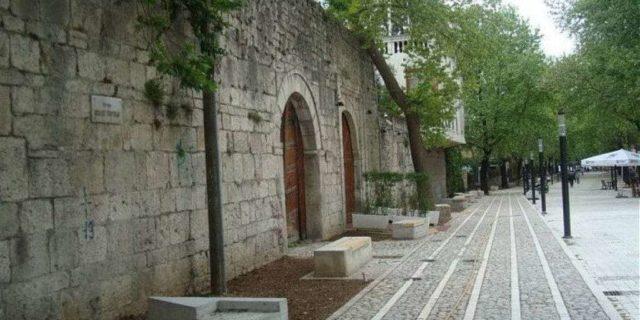 Замок Тираны