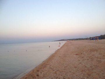 Кемпинг Золотой пляж
