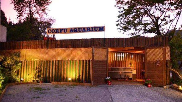 Aquarium Corfou