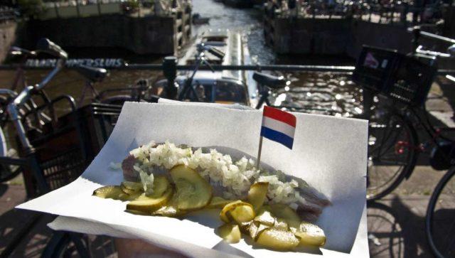 Селедка из Амстердама