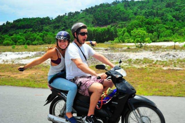 Мотобайк в Тайланде