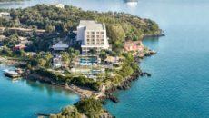 Рейтинг лучших отелей острова Корфу в Греции