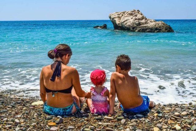 Албания с детьми