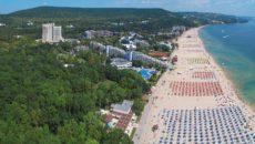 Курорт Албена в Болгарии