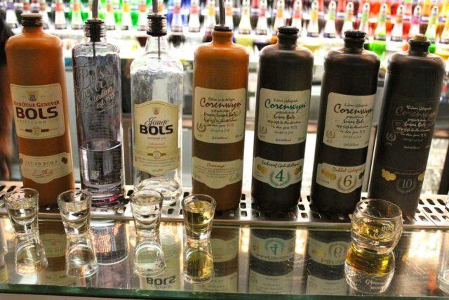 Алкоголь из Амстердама