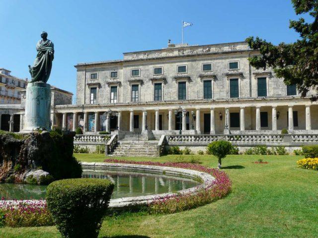 Анжуйский дворец Михаила и Георгия