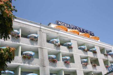 Art Deco hotel Odesson
