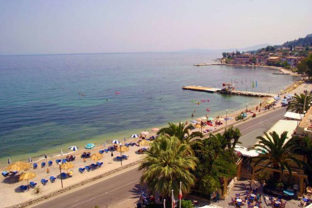 Пляжи Беницес
