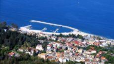 Курорт Беницес на Корфу
