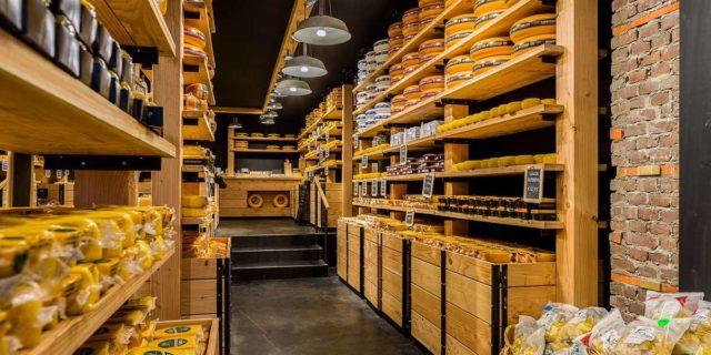 Сыр из Амстердама
