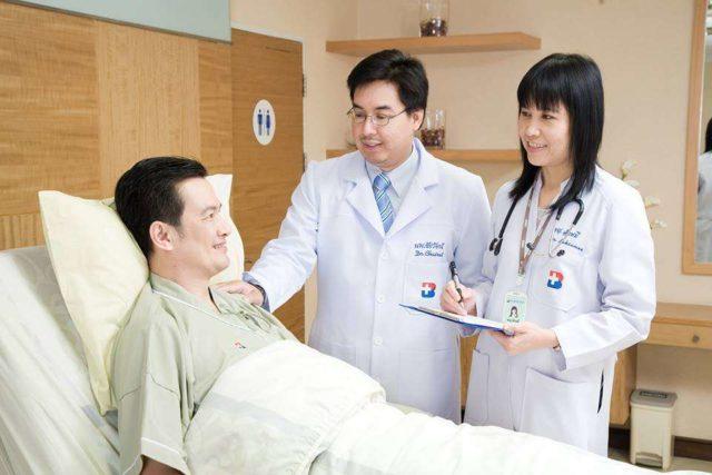 Доктора в Таиланде