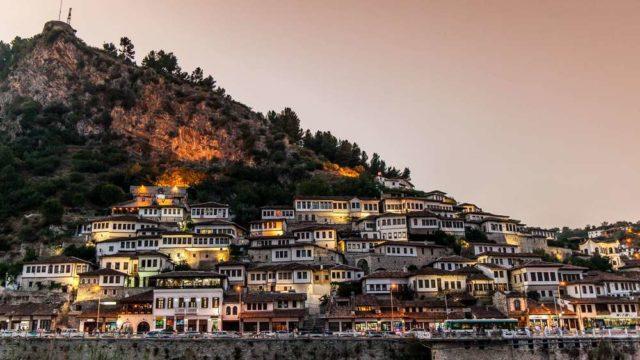 города в Албании