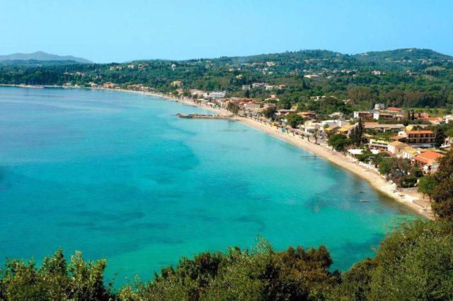 Пляж Ипсос