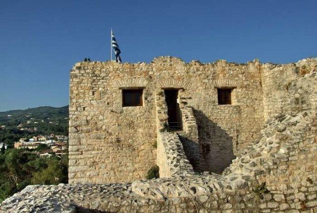 Византийская крепость в Кассиопи