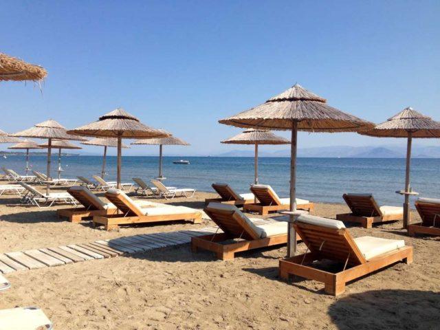 Пляжи Кавоса