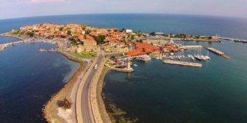 Курорт Несебр в Болгарии