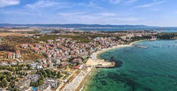 Курорт Равда в Болгарии