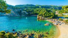 На каких курортах Корфу лучше всего отдыхать?