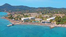 Курорт Мессонги на Корфу