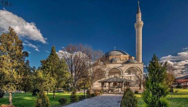 Мечеть Мустафа Паши