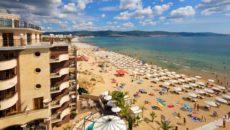 Рейтинг лучших отелей 3, 4, 5 звезд на курорте Солнечный берег в Болгарии