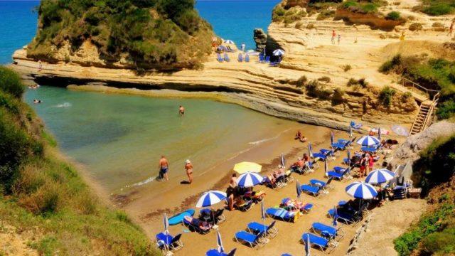 Пляжи Сидари