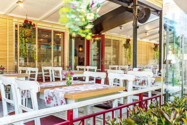рестораны в Поморие